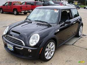 Mini Cooper 2003 : 2003 jet black mini cooper s hardtop 12451227 car color galleries ~ Farleysfitness.com Idées de Décoration