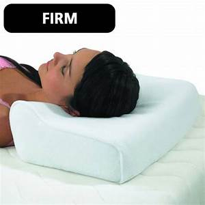 Firm memory foam pillow memory foam pillows complete for Best firm memory foam pillow