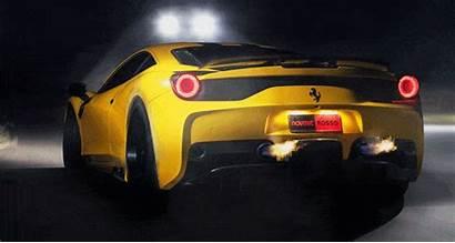 Ferrari Speciale Novitec Porsche Exhaust Revs Daily