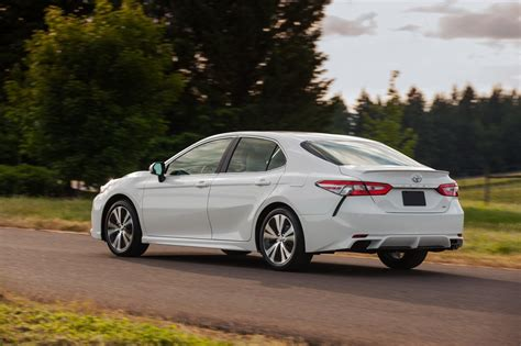 Toyota Camry 2019 by 2019 Toyota Camry Receives Updates Across The Board