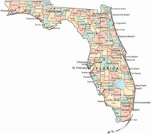 Map of Florida | FL Cities and Highways