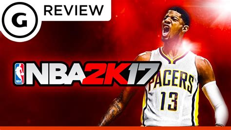 NBA 2K17 Review - YouTube