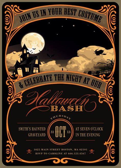 halloween invitation ideas  xerxes