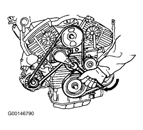 hyundai tiburon serpentine belt diagram  wiring