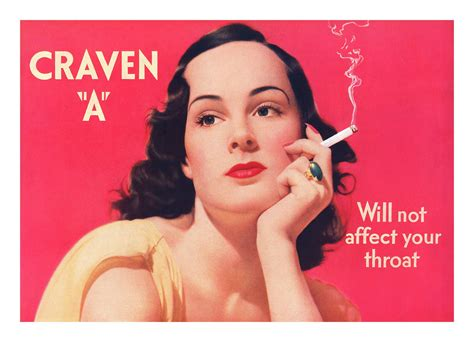 14 Hilariously Evil Vintage Cigarette Ads From The Past