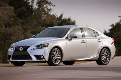 2014 Lexus Is 250 Not Recommended By Consumer Reports