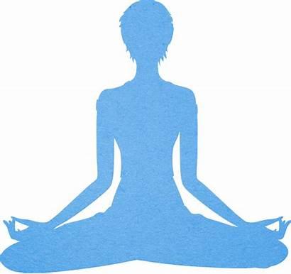 Yoga Clip Clipart Meditation Feeling Cliparts Bad