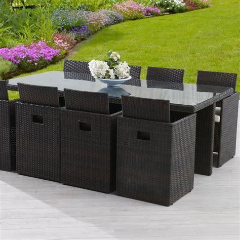 table de jardin chaises pas cher bricolage maison et