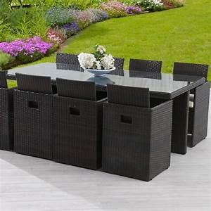 Salon De Jardin Bricomarché : table de jardin chaises pas cher bricolage maison et ~ Dailycaller-alerts.com Idées de Décoration