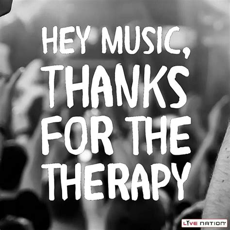 These inspiring quotes from musicians will remind you of that! Quotes about Music therapy (52 quotes)
