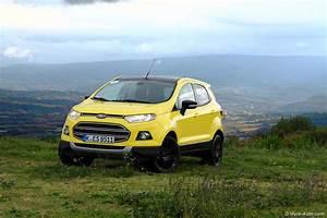 Ford Ecosport Essai : essai ford ecosport 2016 il s 39 europ anise ~ Medecine-chirurgie-esthetiques.com Avis de Voitures