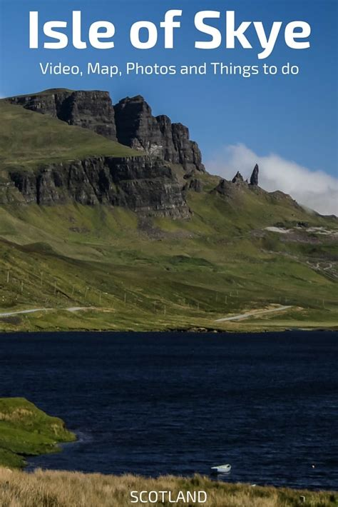 20 Things To Do In Skye Island Scotland 2019 Guide Map