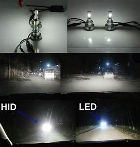 Test H4 Lampen : h7 led scheinwerfer birnen 9600lm 6000k ~ Kayakingforconservation.com Haus und Dekorationen