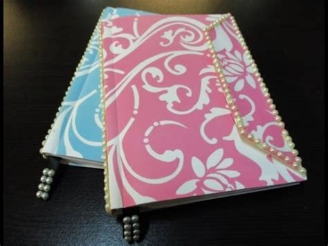 Diy  #67 Cute Diary For Gifts ♥ Youtube