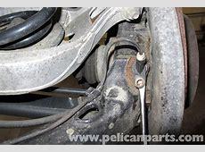 BMW E46 ABS Sensor Replacement BMW 325i 20012005, BMW