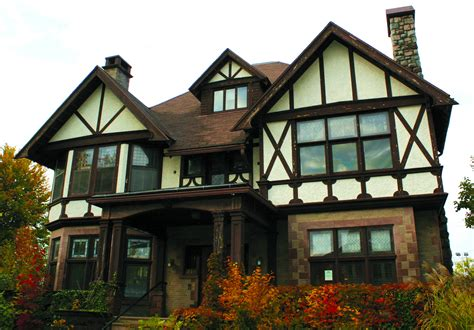 Local Tudor Revival Houses Embody The Charm Of 'olde