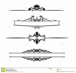 Elegant Divider Clipart - Clipart Suggest