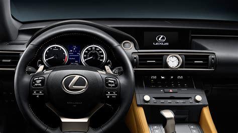 lexus rc  la apuesta hibrida dentro de los coupes