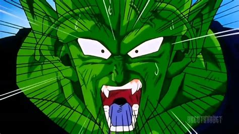 dbz hd imperfect cell destroys piccolo remastered