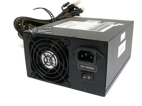 OCZ PCPower&Cooling 750W - Hard test | PurePC.pl