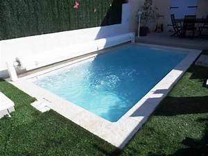 fiche technique de la piscine modele quotannecy 1 With piscine de petite taille