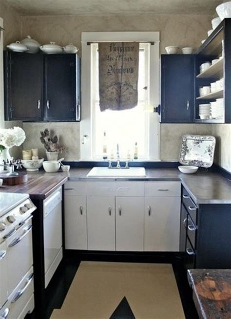 creative ideas for kitchen cabinets 45 creative small kitchen design ideas digsdigs
