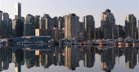boating city  vancouver