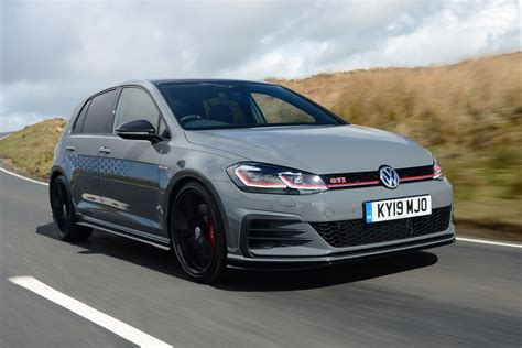 golf gti tcr new volkswagen golf gti tcr 2019 review auto express