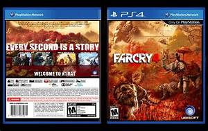 Far Cry 4 PlayStation 4 Box Art Cover by Ultraviolet32x