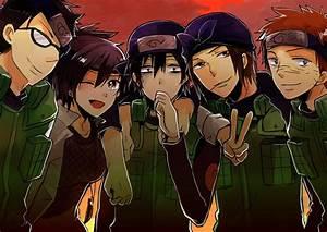 Namiashi Raidou - NARUTO - Zerochan Anime Image Board  Naruto