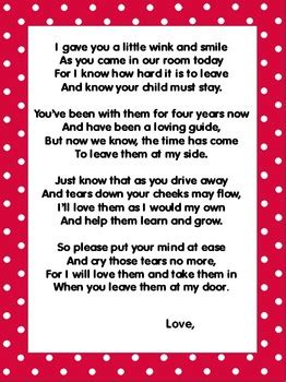 parents day welcome poem pre k by justine martinez tpt 239 | original 1027692 1