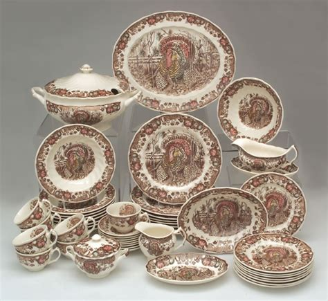 thanksgiving china sets his majesty by johnson brothers at replacements ltd