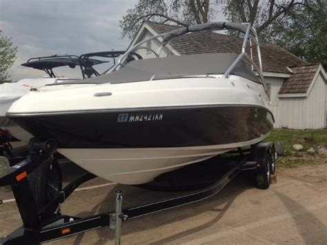 Ar230 Boat Cover by Yamaha Ar 230 Ho Boats For Sale In Minnesota