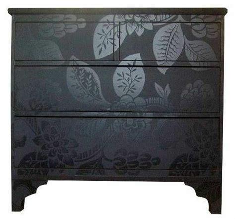 comment repeindre un meuble en bois en noir laqu 233 palzon