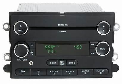 Aux Radio Fusion Ford Aa Mercury 9e51