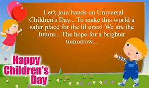 Happy Children's Day 2015 Quotes, Wishes, SMS, Messages ...