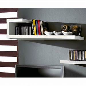 étagères Murales Design : etag re murale design alba simple zendart s lection zendart design ~ Teatrodelosmanantiales.com Idées de Décoration
