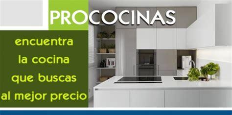 prococinas venta de cocinas baratas  madrid madrid