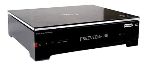 Philips HDT8520, DTR5520: Freeview HD PVR and receiver ...