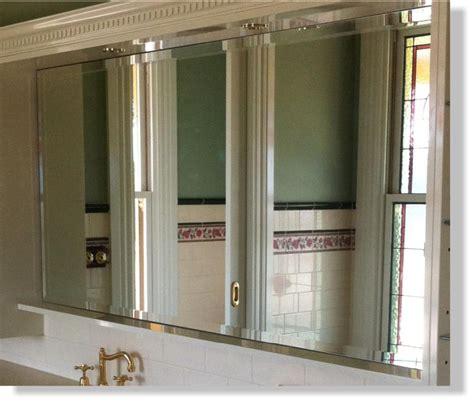 Bevelled Edge Bathroom Mirror  My Web Value