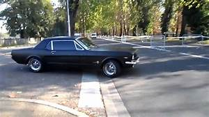 Ford Mustang fastback 1964-66 SOUND - YouTube