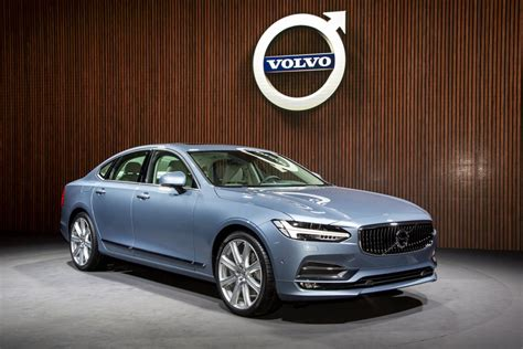Volvo S90 by Volvo S90 Prix Equipements