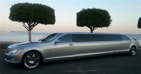 Limo Places Near Me by Mercedes Limousine Orange County