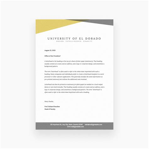 letterhead maker  stunning designs canva