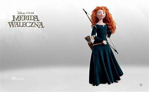 Brave Merida Wallpaper - WallpaperSafari
