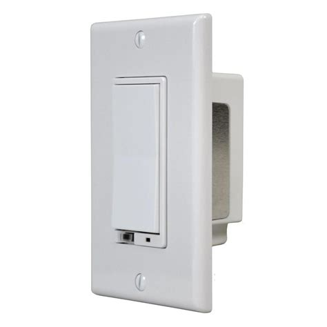 gocontrol z wave wall mount dimmer switch wd500z 1 the home depot