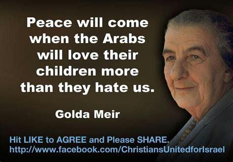 Golda Meir Quotes Golda Meir Quote Israel