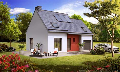 maison 3 chambre plan maison 3 chambres avec garage maison