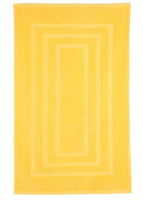 tapis de bain jaune 50 x 85 cm acheter ce produit au