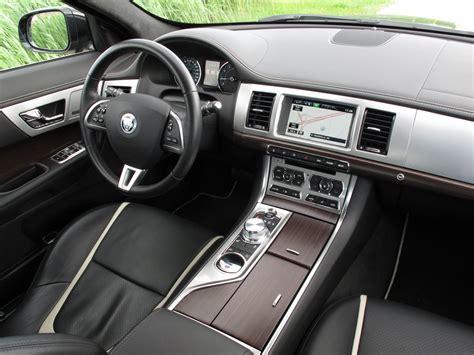 jaguar xf awd review cars  test drives